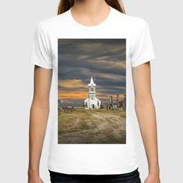 Western 1880 Town T-shirt