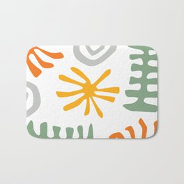 Coral Reef 01 Bath Mat