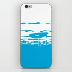 Partly Ducky iPhone & iPod Skin