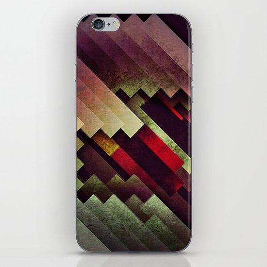 yvy iPhone & iPod Skin