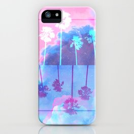 SUMMER WAVES iPhone Case