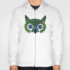 So Many Leaves = 1 Owl (Green) Hoody
