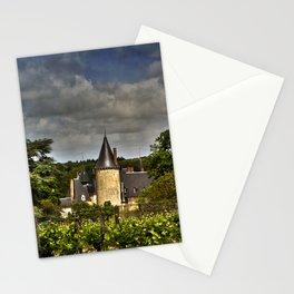 Château de Tracy, France Stationery Cards