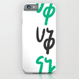 Truth is Truth iPhone Case