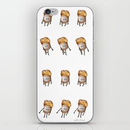 Bolo de Arroz - The Dancer iPhone Skin