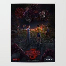Stranger Thing Movie Poster