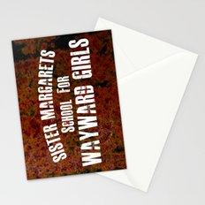 Sister Margaret's School For Wayward Girls Stationery Cards