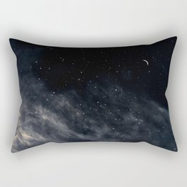 Melancholy Rectangular Pillow
