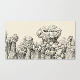 Aquasipho Tripodia Landscape Series Canvas Print