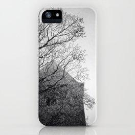 Icy Tree iPhone Case