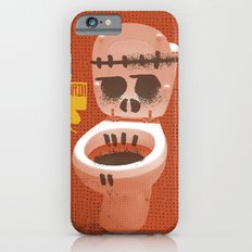 Toilet Bowl iPhone 6s Slim Case