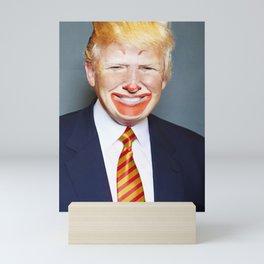 McDonald Trump Mini Art Print