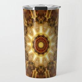 Mandala Charisma Travel Mug