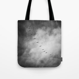 SEARCHING FOR BLUE SKY Tote Bag