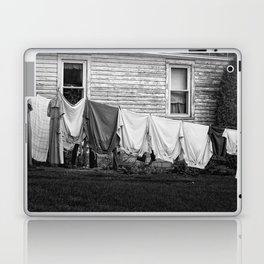 Amish Laundry Laptop & iPad Skin