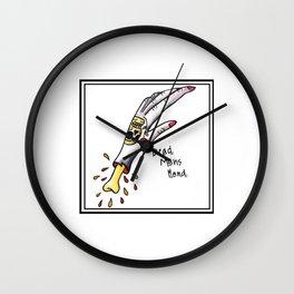 WildBill. Wall Clock