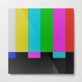 TV-DEFAULT Metal Print