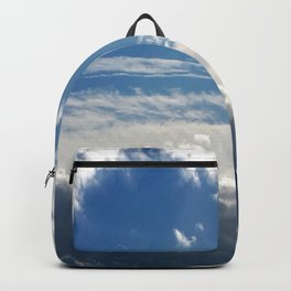 Windy Day Sky Backpack