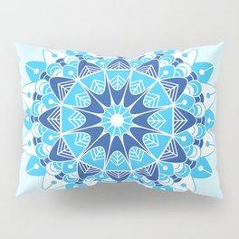 Mandala V Pillow Sham