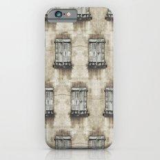closed#06 Slim Case iPhone 6s