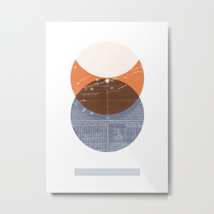Eclipse I Metal Print