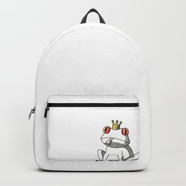 King of the frogs Backpack