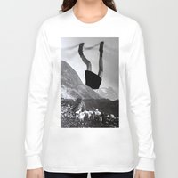 velvet underground Long Sleeve T-shirts featuring Underground by Kristina Haritonova