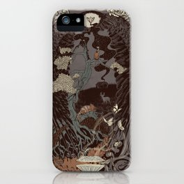 Give me your dreams iPhone Case