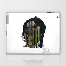 Input, Lost in Wonder, Lost in Love, Lost in Praise, forevermore  Laptop & iPad Skin