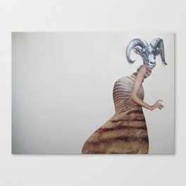 Hump Canvas Print