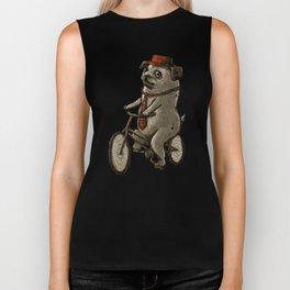 Dogs Biker Tank