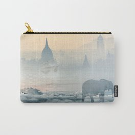 Walking through your dreams Carry-All Pouch