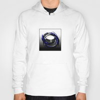 drum Hoodies featuring Music - Drum by yahtz designs