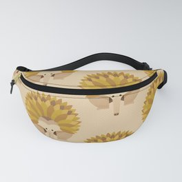 Whimsy Echidna Fanny Pack