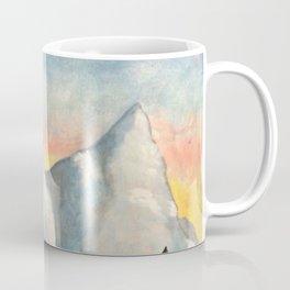 With How Sad Steps, Oh Moon Coffee Mug