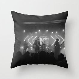 Lord Huron Throw Pillow