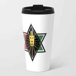 Lion of Judah Travel Mug