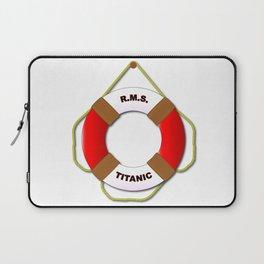 RMS Lifebelt Laptop Sleeve