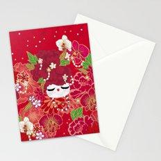 Kokeshina - Automne / Fall Stationery Cards