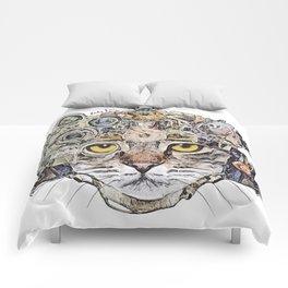 Sci Fi Cat Comforters
