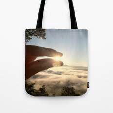 A Pinch of Sunshine Tote Bag