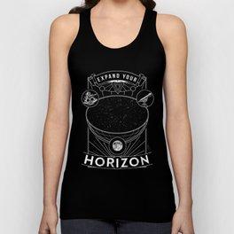 Expand Your Horizon  (Astronomy) Unisex Tank Top
