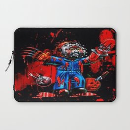 Freddy Of All Faces Laptop Sleeve