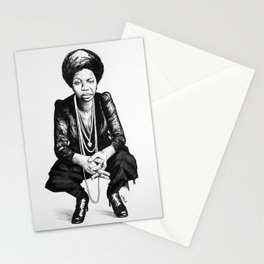 MISS SIMONE Stationery Cards