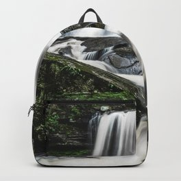 Appalachian Waterfall IX - Ricketts Glen Adventure Backpack