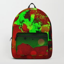 Jardin des merveilles maternel Backpack