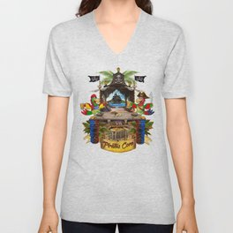 Pirates Cove Unisex V-Neck