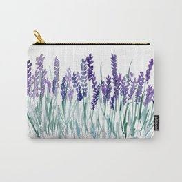 Larkspurs Carry-All Pouch