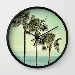 Three Day Weekend Wall Clock
