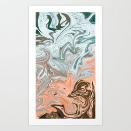 Neapolitan Nightmare Art Print